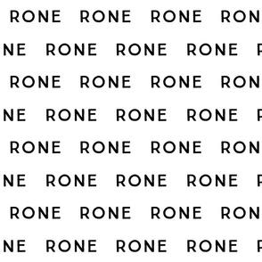 Rone Fabric