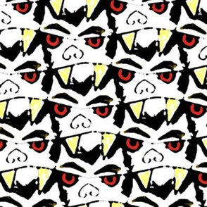 Tessellating Werewolves