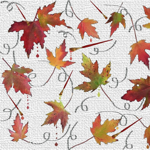 Painting Autumn's Splendor