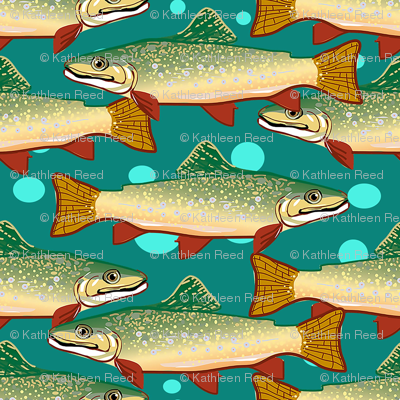 Rbrown_trout_fabric_preview
