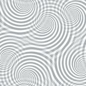 spiral basic grey