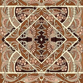 Chocolate Nouveau
