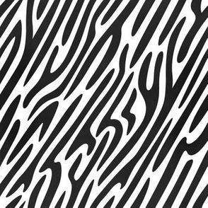 Zebra Stripes - Smooth