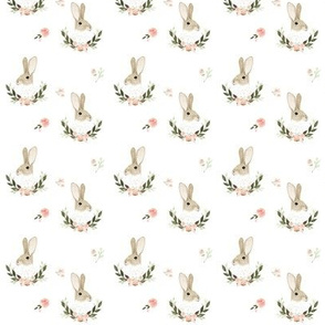 Whimsical rabbit small