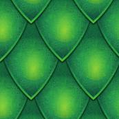 Dragon Scale - Green