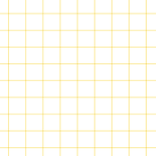 butter yellow windowpane grid 2""