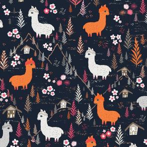 Mountain Alpacas
