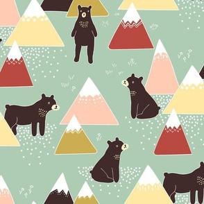 Beary Mountainous