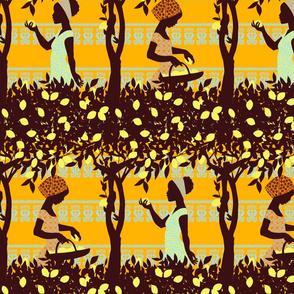 Lemon Harvest - small