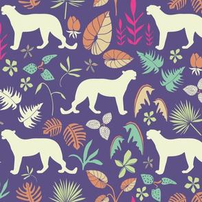 Rainforest Panther