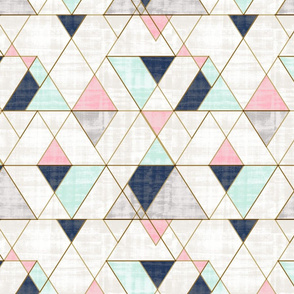 Mod-Triangles_Navy-Mint-Pink