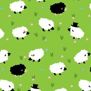 Sheep of the Field