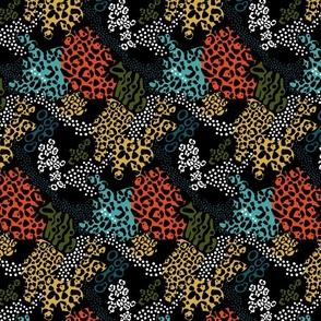 Rainforest patterns