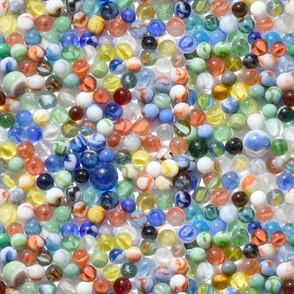 Vintage Marbles Lightened