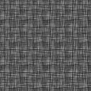 Sewing Swatches Weave - Black