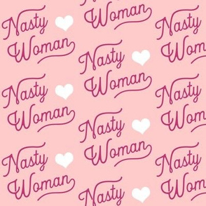 Light Pink and Nasty