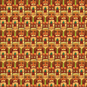 Totem stripes