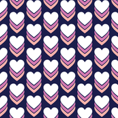 Sweethearts* (Lavender Disaster) || heart candy hearts valentine valentines day love pop art