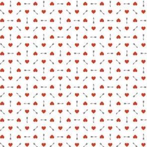 Cupid* (Tomato Soup) || arrow arrows heart hearts valentine valentines day love