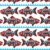 Chinook Salmon - White Water