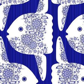 Porcelain Mola Mola