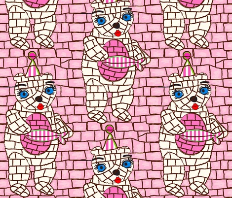 Rrrbearwhitemosaic2_ed_contest137563preview