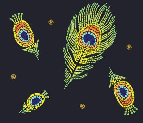 Rmosaic_peacock-01_contest137484preview