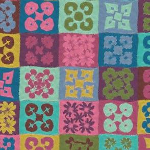 Mosaic (old tiles)