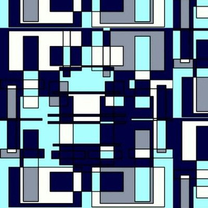 Mosaic Floor Plan