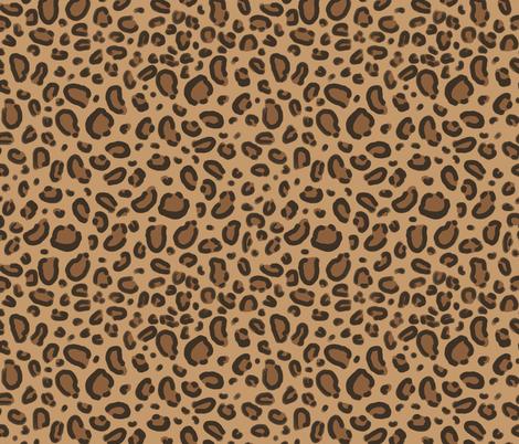 Leopard print fabric safari animals nursery fabric baby for Nursery print fabric