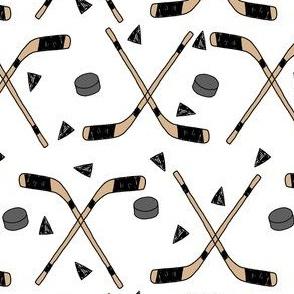 hockey fabric //  hockey sports fabrics hockey sport ice hockey kids fabric  - white
