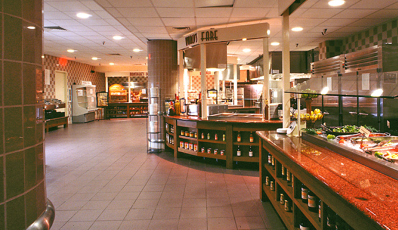 A definitive ranking of nyu s dining halls her campus for U of t dining hall