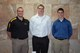 They are from left to right: Joe Vieau (Michigan Tech), Andrew Wylie (Eastern Michigan) and David Walter (Tech).