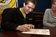 Owosso's Mike Schutt is headed to Michigan Tech University.