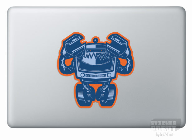 Laptop-stickers