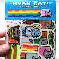 Nyan Cat Sticker Pack