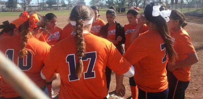 Central Cal Krush Gold girls team