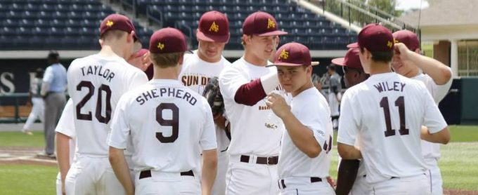Academy Select Sun Devils baseball team