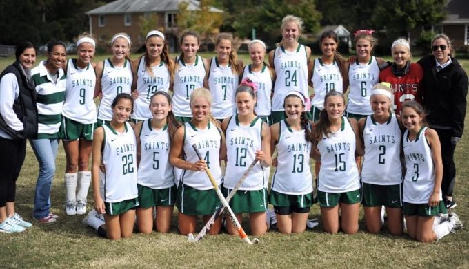 Ali Field Hockey team