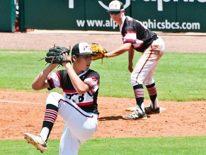 PrimeTime Baseball players