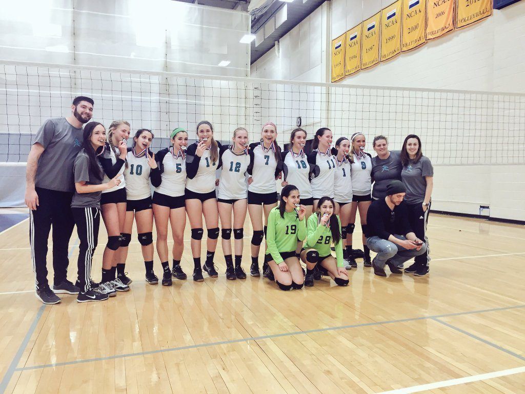 Rival Volleyball Club team
