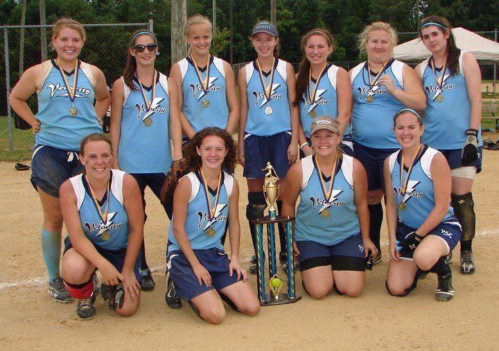 Velocity Softball team