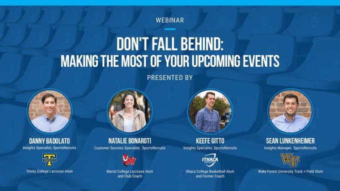 Recruiting Events Webinar