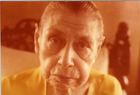 The Mother Mirra of Sri Aurobindo Ashram