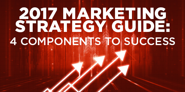 2017 Marketing Strategy Guide: 4 Components to Success