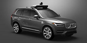 Uber Dives Into Self-Driving Tech
