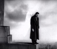 """Wim Wenders, """"Wings of Desire."""" (1987)"""