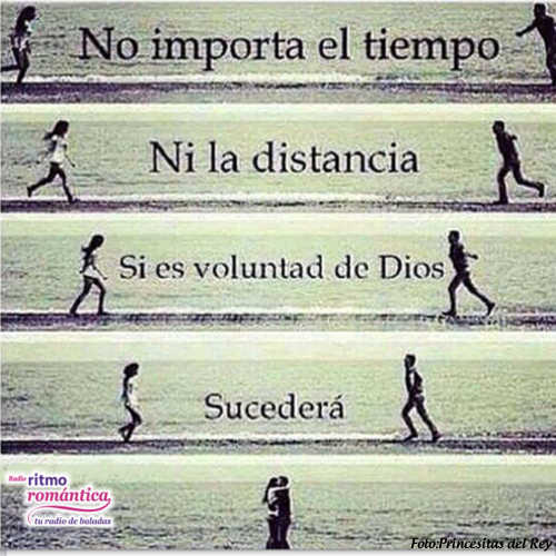 Solo Dios sabe…