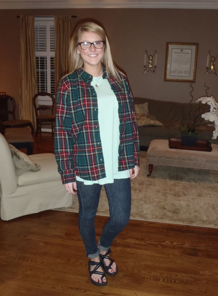 Flannel Isn't Just for Lumberjacks