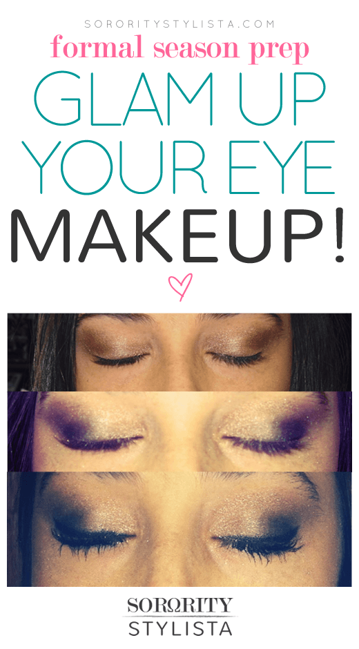 Glam Up Your… Makeup! (Perfect For Formal Season!)
